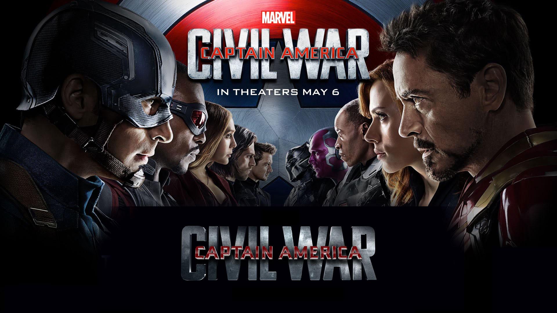 (Captain America: Civil War (2016