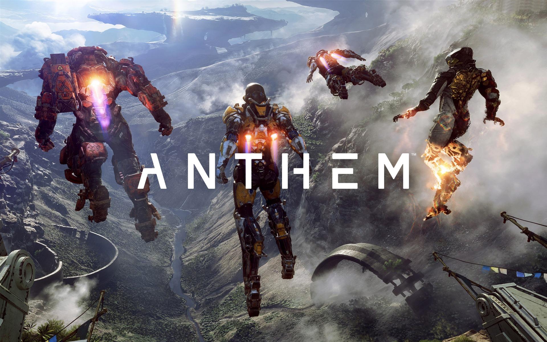 نگاهی به بازی مورد انتظار Anthem