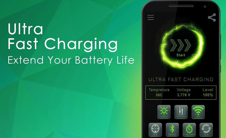 با این اپلیکیشنها سرعت شارژ گوشی خود را افزایش دهید