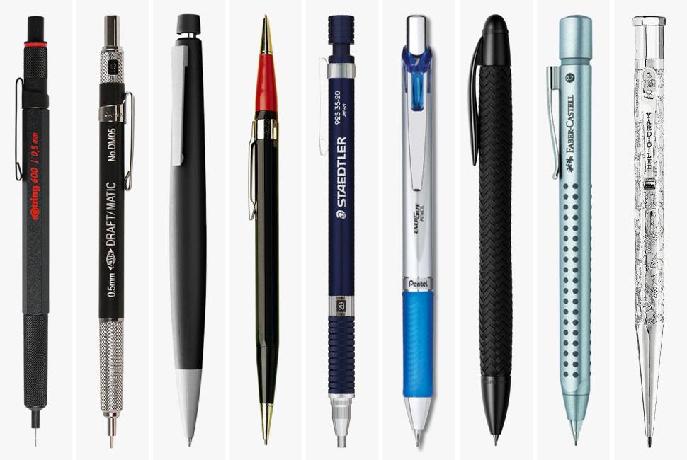 راهنمای خرید مداد نوکی(اتود)