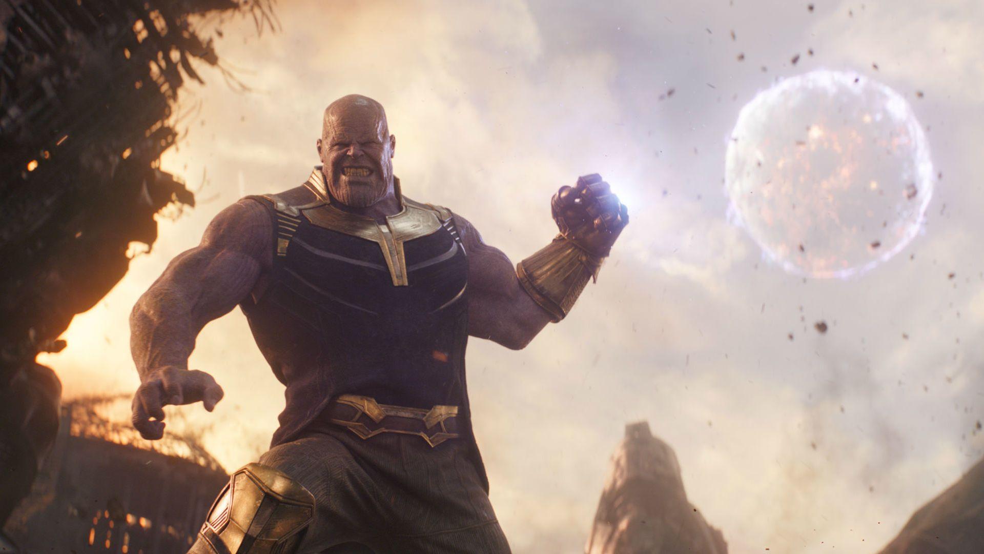 (2018) Avengers: Infinity War