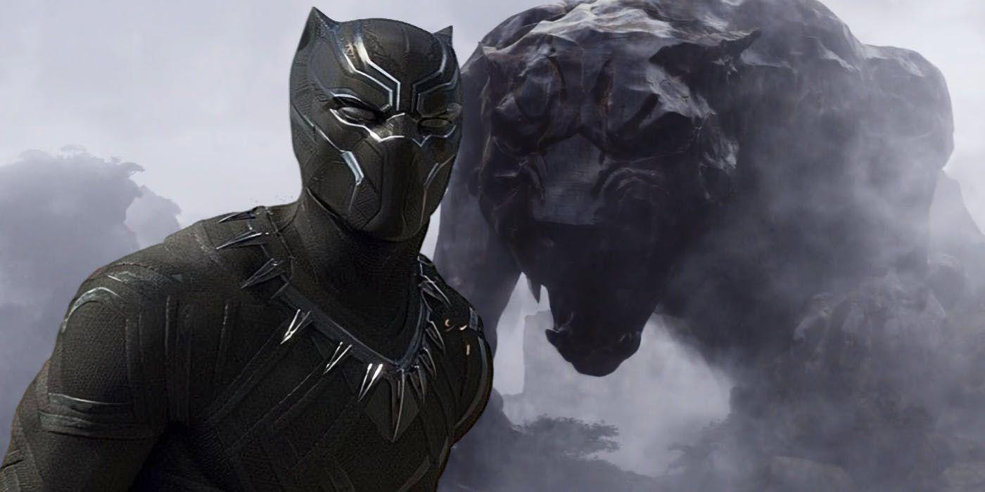 (Black Panther (2018