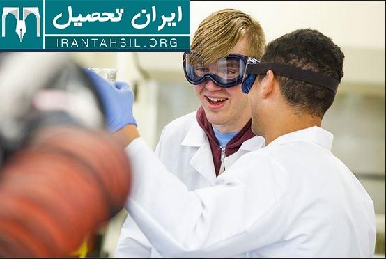 دانشگاه های دارای رشته بهداشت حرفه ای