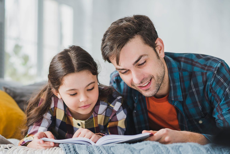 والدین بخوانند؛ تاثیر مطالعه بر کودکان پیش دبستانی