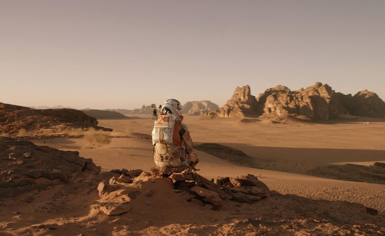 آخر هفته با سینما: مریخی