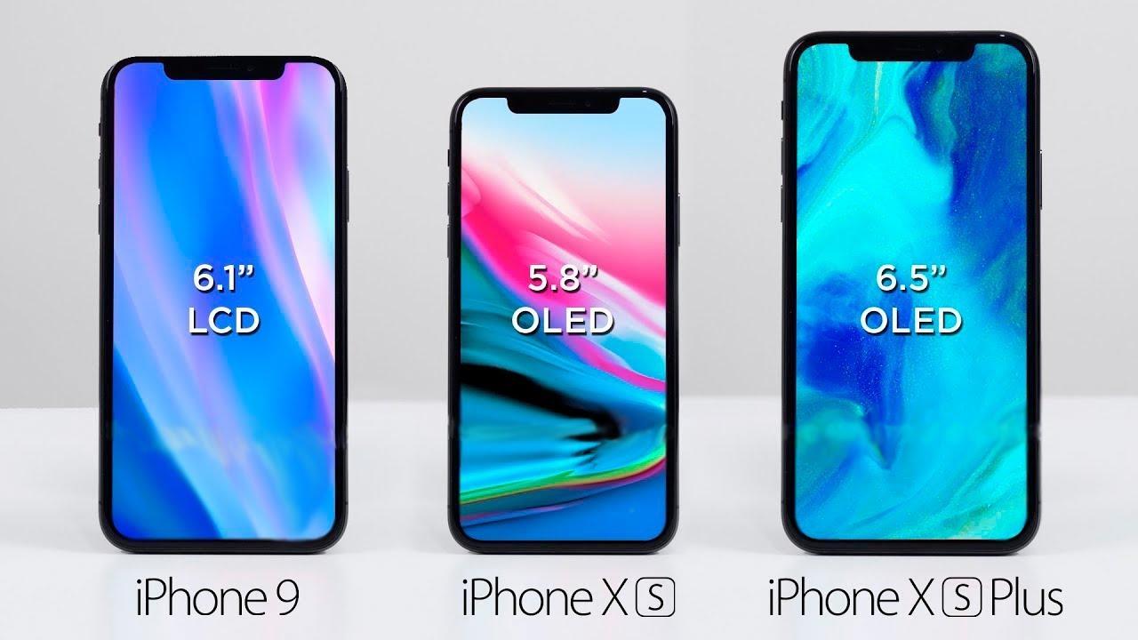 جدیدترین گوشی های اپل چه شکلی خواهند بود؟