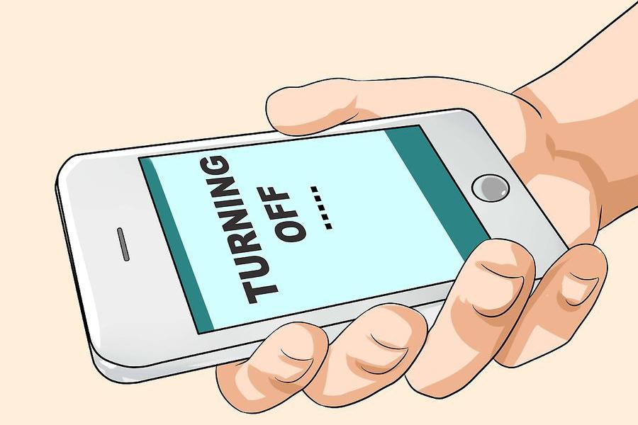 استفاده از وسایل الکترونیکی غیر ضروری را کنار بگذارید.