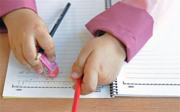 ۶۰ ساعت از زمان آموزش در سه ساله دوم دوره ابتدایی و متوسطه اول کم می شود