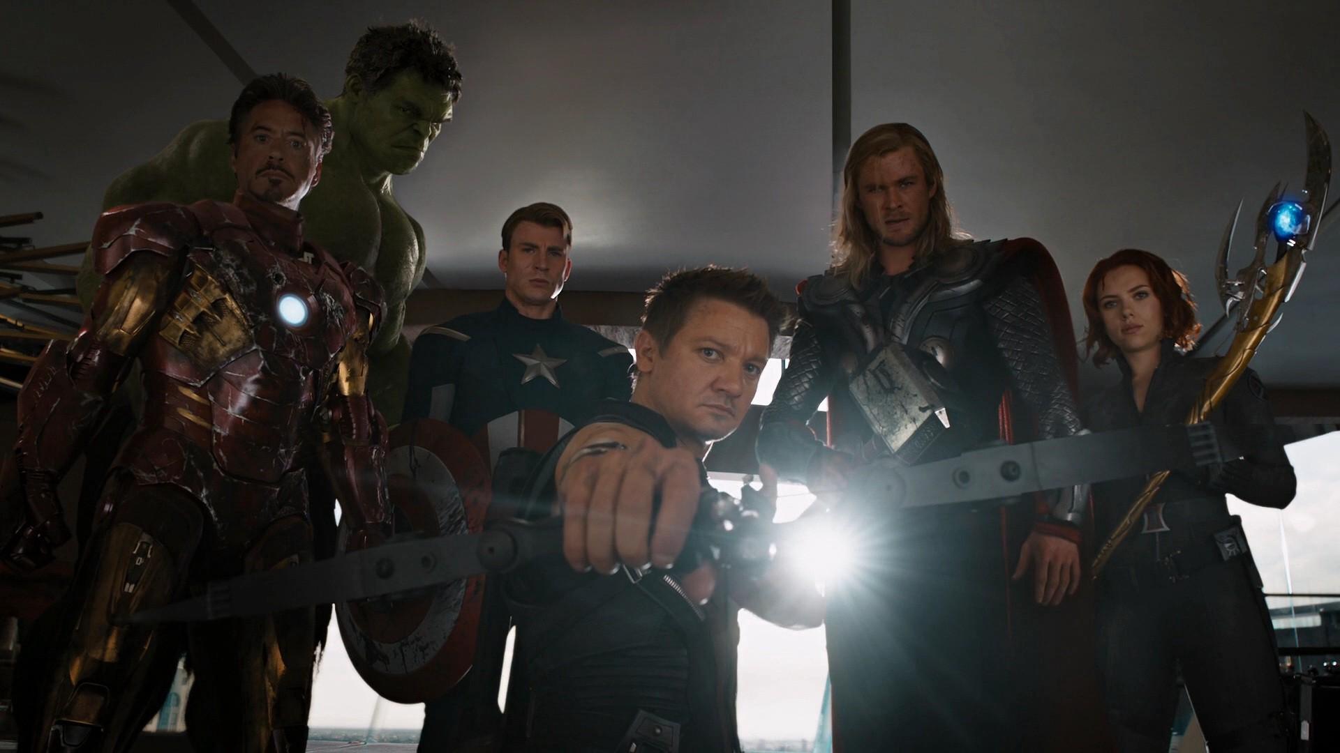 (The Avengers (2012