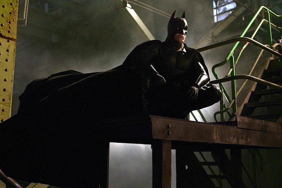 (Batman Begins (2005