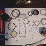 ساخت ساعت هوشمند توسط یک عکاس ایرانی
